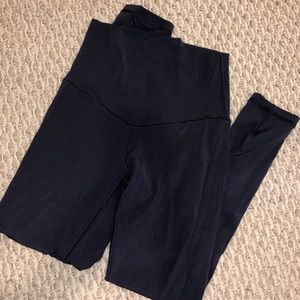 Navy Blue AE Leggings